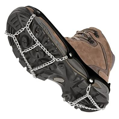 Amazon.com | Menx27;s Strap On Ice Cleats, Traction Type