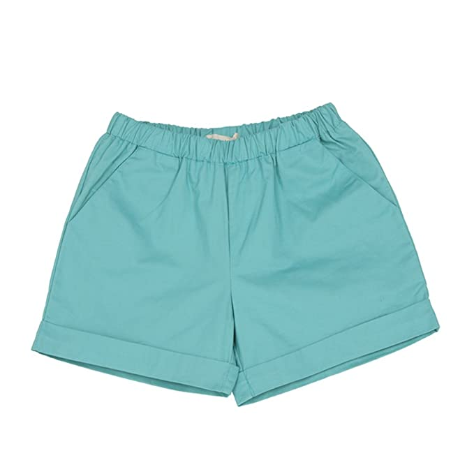 Tinksky Damen Shorts  Freizeit shorts Damen Süßigkeit-Farben-Sommer-kurze  Hose- 2f0e06ab0e