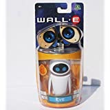 2 Styles Optional Cartoon Movie Wall E Toy Walle Eve Figure Toys Wall-E Robot Figures Dolls (Eve 1pc/lot)