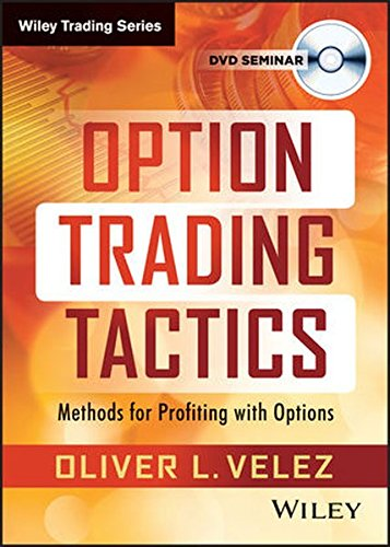 Option Trading Tactics with Oliver Velez by Wiley