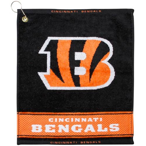 Cincinnati Bengals Woven Jacquard - 4
