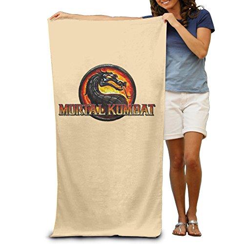 Sub Zero Mortal Kombat X Costume (LCYC Mortal Kombat Jurassic Style Adult High Quality Beach Or Pool Bath Towel 80cm*130cm)