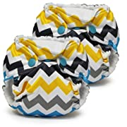 Lil Joey All in One Cloth Diaper - Charlie - One Size - Snap
