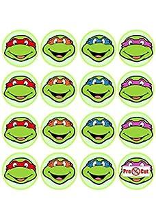 Molde para galletas con forma de Tortuga Ninja, para ...
