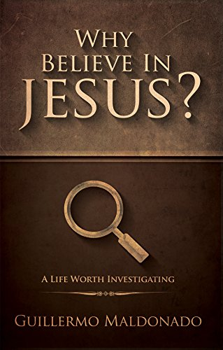 Why believe in jesus kindle edition by guillermo maldonado why believe in jesus by maldonado guillermo fandeluxe Image collections