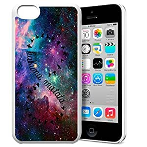 diy phone caseAfrica Ancient Proverb HAKUNA MATATA Color Accelerating Universe Star Design Pattern HD Durable Hard Plastic Case Cover for ipod touch 4diy phone case