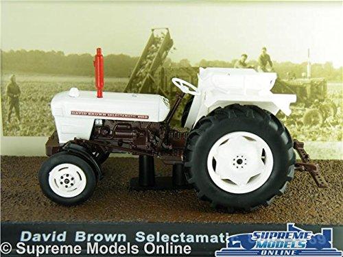 Modelo tractor 1:32 David Brown selectamatic 880-1969 atlas 7517029