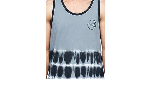 f6c215da40927 Amazon.com  Young and Reckless - Ashen Crush Tank Top- Dye - S - Mens -  Tees - Tank Tops - DYE  Clothing