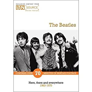 The Beatles: Here There and Everywhere 1963-1970 [DVD] [Reino Unido]