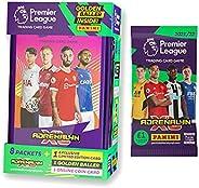 2021-22 Panini Adrenalyn Premier League Cards - Pink Mega Tin + Bonus Promo Pack (53 Cards + Sergio Reguilón L
