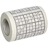 Fairly Odd Novelties Sudoku Puzzle Game Roll Novelty Toilet Paper