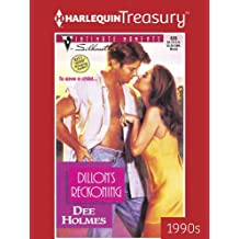 Dillon's Reckoning (Silhouette Intimate Moments)