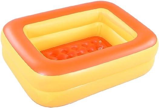 Amazon.com: HIWENA piscina infantil inflable, piscina de 45 ...