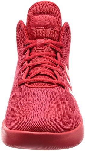 Hombre Altas Mid Zapatillas Rojo Escarl para Escarl Cloudfoam Escarl adidas Refresh 000 pqfUIYw