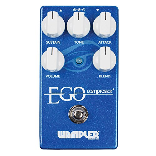 Wampler Ego Compressor V2 Guitar Effects Pedal