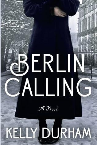 book cover of Berlin Calling