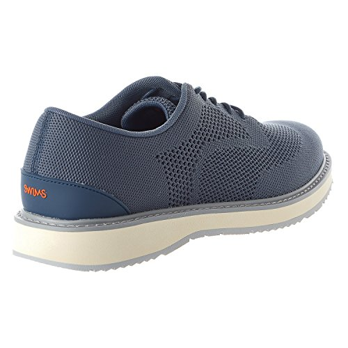 Summer Men's Derby Pool And Swims gray Slate Barry Knit white For Loafer 8gawOxqCx7