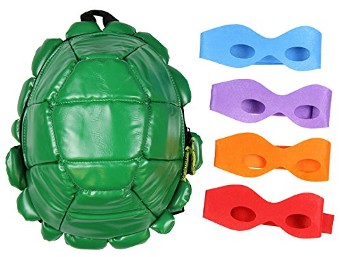 ninja turtle backpack shell - 1