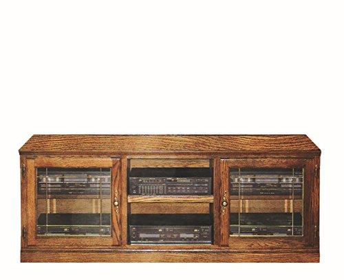 tional TV Stand: 62W x 24H x 21D 62w x 24h x 21d Golden Oak (Golden Oak Tv)