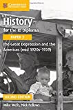 img - for The Great Depression and the Americas (mid 1920s-1939) (IB Diploma) book / textbook / text book