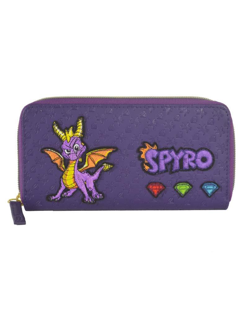 Spyro the Dragon Official Purse NUMSKULL PGEEWLRUA84287