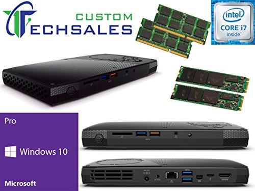 Click to buy Intel NUC NUC6i7KYK Mini PC i7-6770HQ, 2 x 1TB Intel m.2 SSDs, 32GB RAM, Windows 10 Pro - From only $2039.99