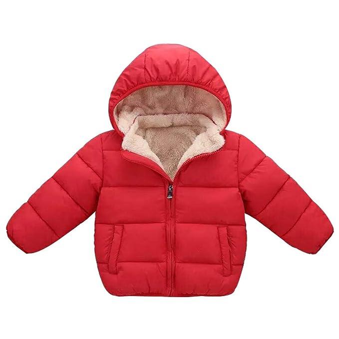 Quaan Quaan Kinder Jacke (3T 7T) Baby Mädchen Junge Winter