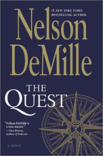 "Cover image of ""The Quest"""