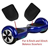 Replacement Rubber Top Foot Pads Pedal Cover for 6.5' and 10' Self Balancing Electric Scooter Hover Board
