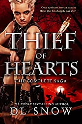 Thief of Hearts - The Complete Saga: (Wanted, Unmasked, Avenged)