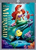 The Little Mermaid (Two-Disc Diamond Edition: Blu-ray / DVD in DVD Packaging) by Walt Disney Studios Home Entertainment by John Musker Ron Clements