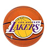 Amscan 543627 Los Angeles Lakers NBA Collection