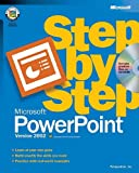 Microsoft PowerPoint Version 2002 Step by Step, Perspection Inc., 0735612978