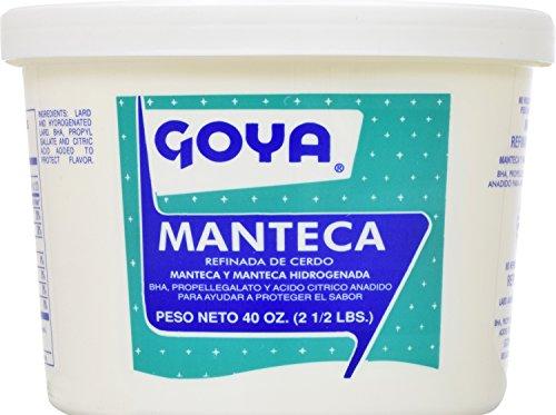 Goya Manteca Lard, 2.5 Pound by Goya (Image #4)