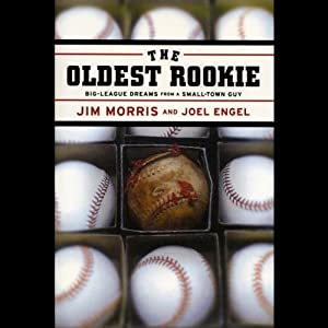 The Oldest Rookie Audiobook