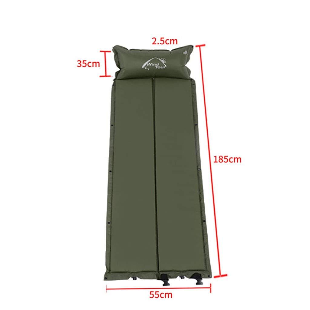 Dcd Luft-Bett-Einzelschlafkissen-Selbstaufblasende Matratze im im im Freien kann Spleißen-aufblasbares Kissen für das Wandern des Hängematten-Zeltes u. des Wanderns Sein B07Q44G7RW Luftmatratzen Schön 483dac
