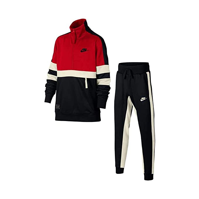 Nike B Air TRK Suit Cuff Chándal, Niños: Amazon.es: Ropa y accesorios