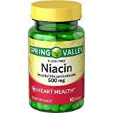 Spring Valley Dietary Supplement Niacin