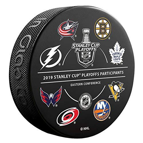 2019 Stanley Cup Playoffs 16 Team Hockey Puck 1ST Round Souvenir Puck Shipping Now!!!