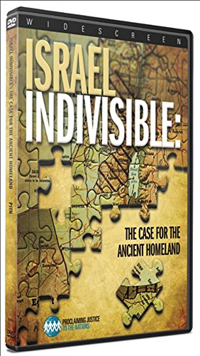 Israel Indivisible - DVD: A Case For The Ancient Homeland