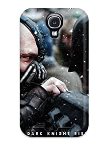 Discount Awesome Defender Tpu Hard Case Cover For Galaxy S4- The Dark Knight Rises 52