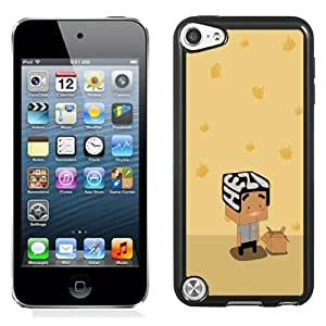 New Personalized Custom Designed For iPod Touch 5th Phone Case For Cartoon Box People Phone Case Cover