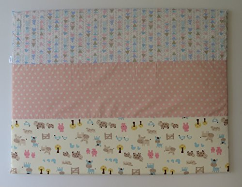 Diaper Changing mat, Baby Changing pad, Animals by TovoT