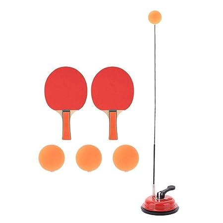 NAKELUCY Entrenador de Tenis de Mesa, Equipo de Entrenamiento de ...