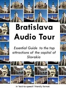 Bratislava Audio Tour by [Pokrivcak, Brano]