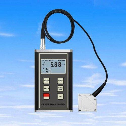 VM-6380 3-Axis 3D Digital Vibration Meter Tester VM6380