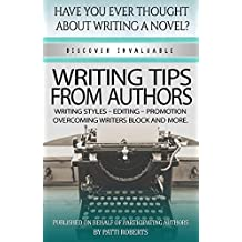 Writing tips from Authors (For writers and authors Book 2)