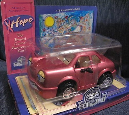 (Chevron Special Edition 2001 HOPE - The FIRST Breast Cancer Awareness Car)