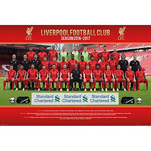liverpool fc posters