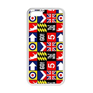 Rockband Pattern Promotion Case for Iphone 5c